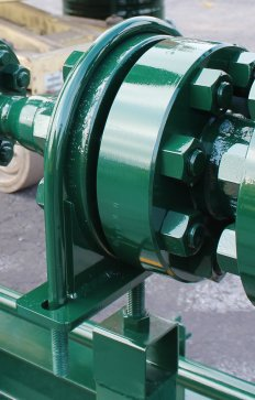 U Clamp Pipe Support FaberFab - Pipe Suport...