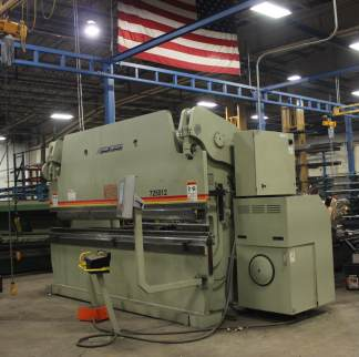 Accupress 725012 CNC Hydraulic Press Break