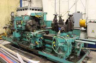 Warner-Swasey 3A Turret Lathe